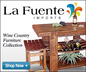 Wine Country Furniture Collection