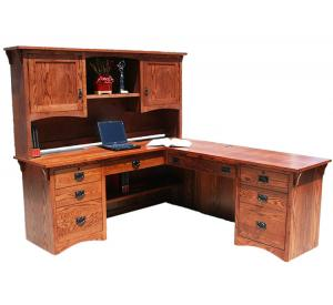 L-Shaped Desk Only