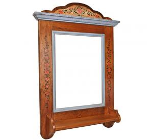 Southwestern Rustic Alpina Mirror Frame