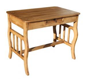 Lira Mexican Rustic Pine Desk