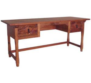 Southwestern Rustic Morisco Desk