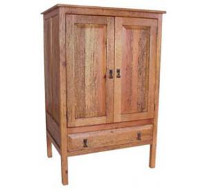 Southwestern Rustic Country Armoire
