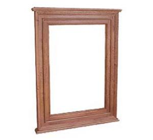 Southwestern Rustic Large Mirror Frame