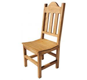 Rustic Furniture Santana Mexican Rustic Pine Chair