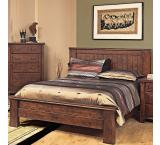 Solid Cherry Furniture Montana Bed