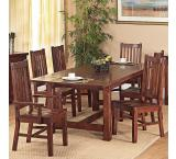 Solid Cherry Furniture Folding Dining Table