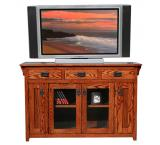 Counter Height TV Console