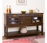 Rustic Santa Fe 2-Drawer Server
