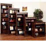 Rustic Santa Fe 36H Bookcase