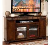 Rustic Santa Fe Tall 62 TV Console