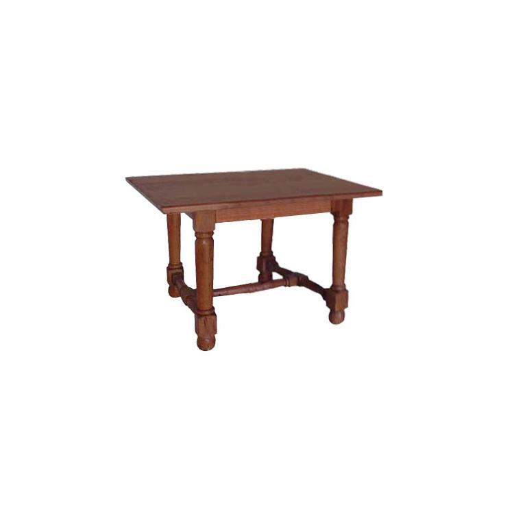 Rustic Furniture Southwestern Rustic Square Alpino