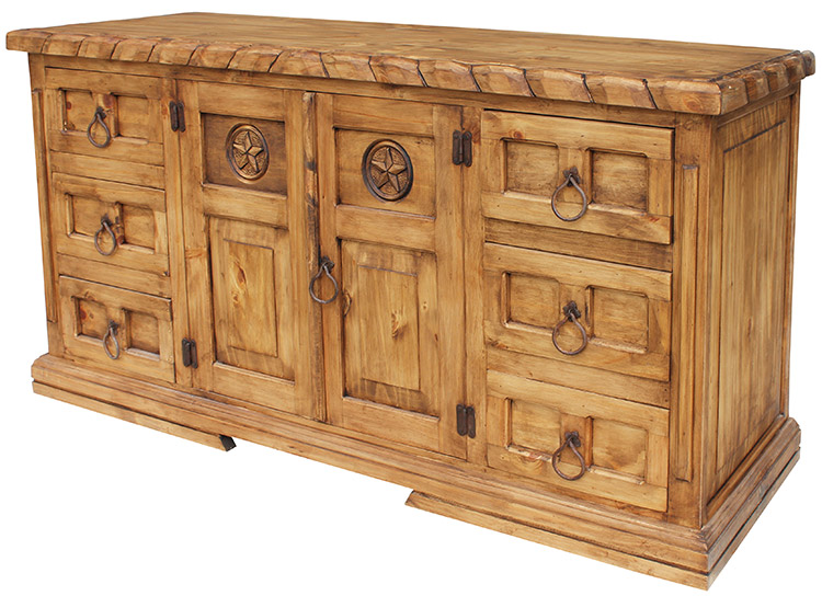 Rustic Furniture Mansion Star Mexican Rustic Pine