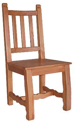 Rustic Furniture Southwestern Rustic Patzcuaro Chair