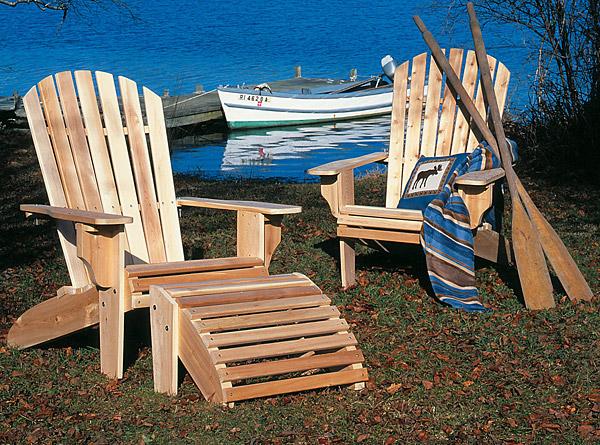 Rustic Furniture Oversized Adirondack Chair Outdoor Patio Cedar Log Furniture